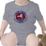 New York Andy Martin Baby Bodysuits