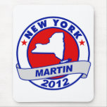 New York Andy Martin Mouse Pad
