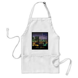 new-york apron