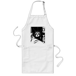 New York Apron New York Souvenirs Cook's Gifts