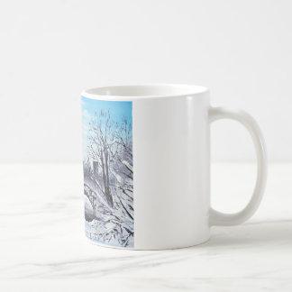 New York Art, Central Park, Landscape Coffee Mug