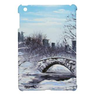 New York Art, Central Park, Landscape Cover For The iPad Mini