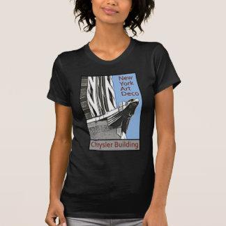 New York Art Deco - Chrysler Building Eagle T-Shirt