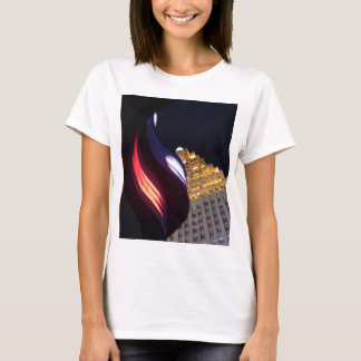 """New York at Night""  CricketDiane Art, Photography T-Shirt"