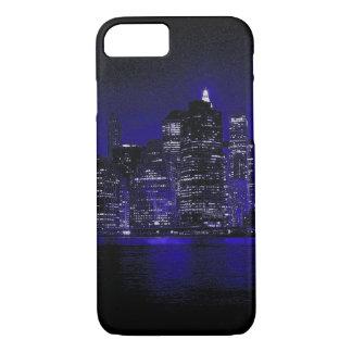 New York At Night iPhone 7 Case