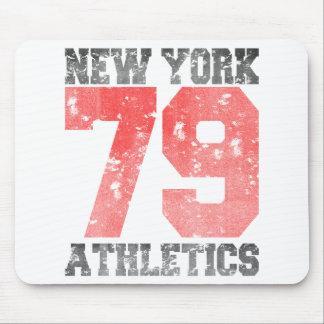 new york athletics mouse pad
