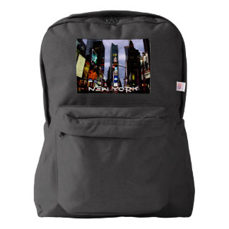 New York Backpack New York  Times Square Souvenirs