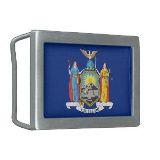 New York belt buckle