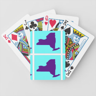 NEW YORK BICYCLE PLAYING CARDS