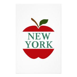 NEW YORK BIG APPLE STATIONERY