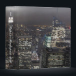 """New York Binder Personalized NYC Souvenir Binder<br><div class=""""desc"""">New York Souvenir Binder Personalized New York Skyline Binders NYC Cityscape Book Binders Customizable NY Photo Albums for Men, Women, Kids, Home &amp; Office School New York Souvenirs featuring New York Manhattan Empire State Building NY City Book Binders Romantic Top of The Rock New York City Lights Photo Albums Click...</div>"""