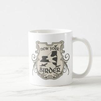 New York Birder Coffee Mug