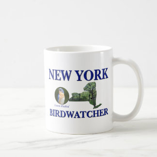 New York Birdwatcher Coffee Mug