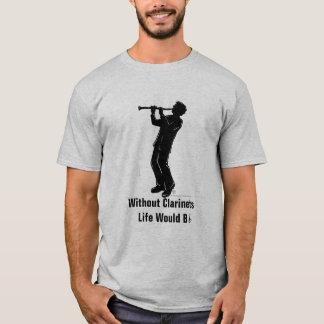 New York Boogie Nights Clarinet T-Shirt