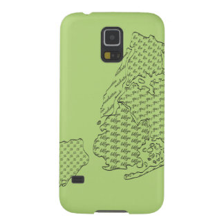 New York Borough Pattern Map Cases For Galaxy S5