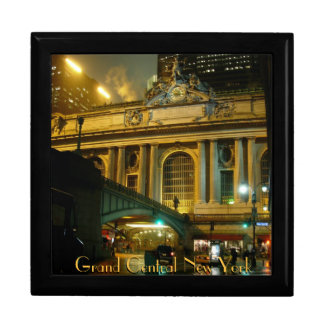 New York Boxes Grand Central NYC Custom Giftbox