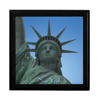 New York Boxes New York Giftbox Statue of Liberty Jewelry Boxes
