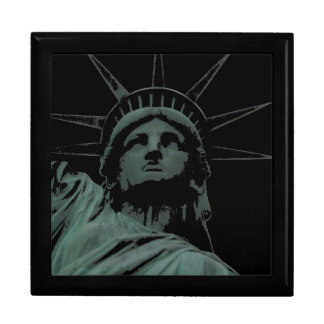 New York Boxes Statue of Libery Souvenir Giftbox