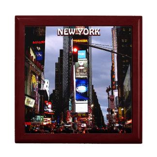 New York Boxes Times Square Souvenir NYC Giftbox Gift Box