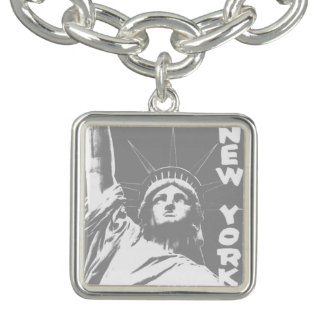 New York Bracelet Statue of Liberty NYC Souvenir