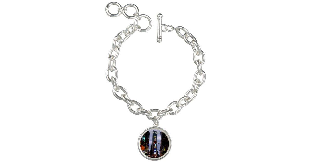 Canada Goose victoria parka sale 2016 - New York Bracelet Times Square NY City Souvenir   Zazzle