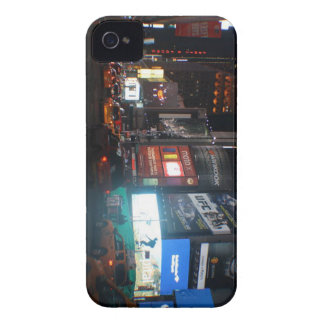 New York Broadway ate night iPhone 4 Cover
