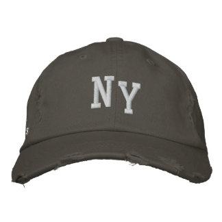 NEW YORK BRONX BOMBERS LADIES EMBROIDERED CAP