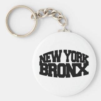 New York Bronx Keychains