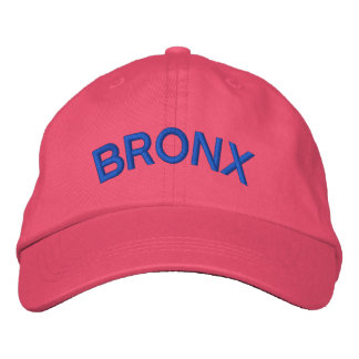 New York - BRONX, New York Hat
