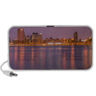 New York: Brooklyn At Night iPhone Speakers