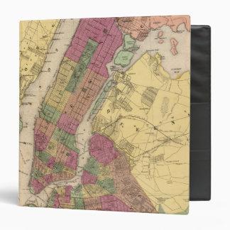 New York, Brooklyn Binder