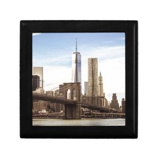 New York Brooklyn bridge Gift Box