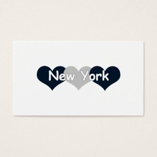New York Business Card
