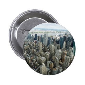 new york 2 inch round button