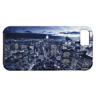 New York by Night iPhone 5 Cases