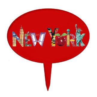 New York cake pick