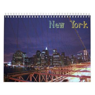 New York Calendar