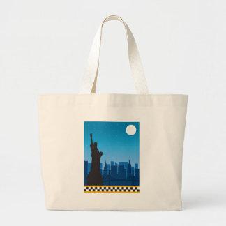 New York Canvas Bag