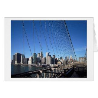 New York - Card
