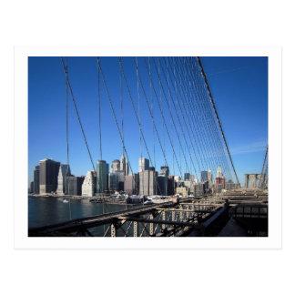 New York - Card Postcard