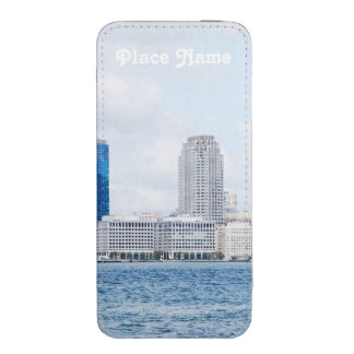 New York iPhone 5 Pouch
