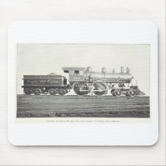 New York Central and Hudson River Mouse Pad