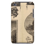 New York Central and Hudson River Railroad Barely There iPod Case