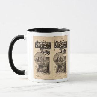 New York Central and Hudson River Railroad Mug