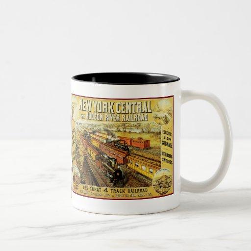 New York Central Mugs