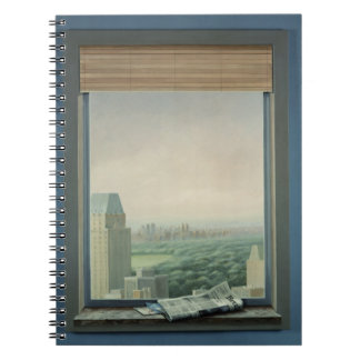 New York Central Park Notebook