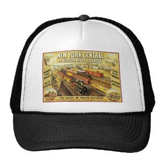 New York Central Trucker Hat