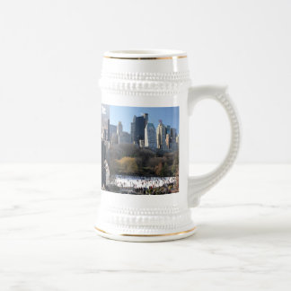 NEW YORK CHRISTMAS COFFEE MUGS