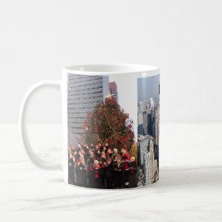 NEW YORK CHRISTMAS MUGS
