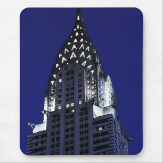 New York Chrysler Building Mouse Pad